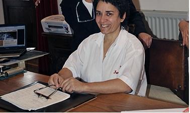 Dra. Juana Mª Roa Vicente