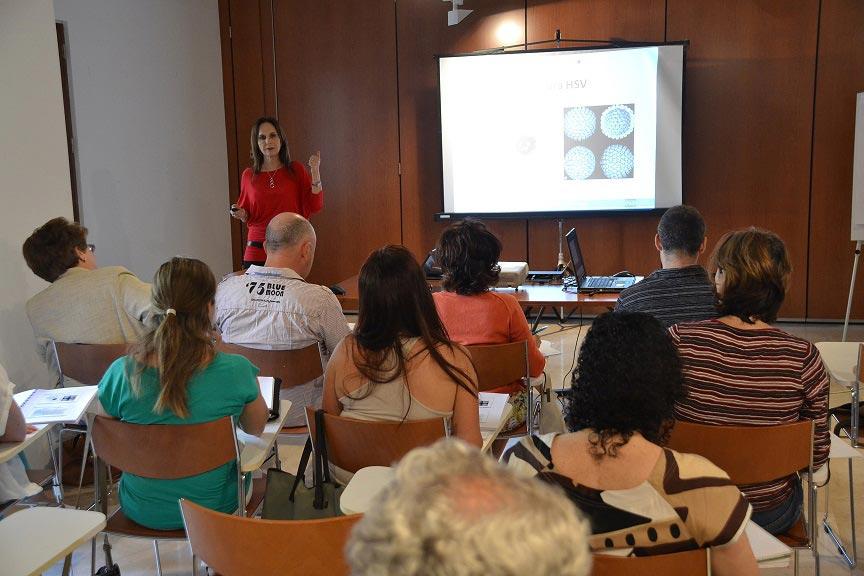 Impresiones del IV Simposio de Micro-Inmunoterapia (Mallorca)Dra.-Cristina-Zemba