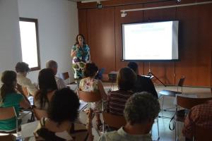 Impresiones del IV Simposio de Micro-Inmunoterapia (Mallorca)Dra.-Helen-Flix