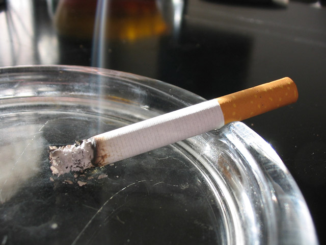 El humo de cigarrillo altera el sistema inmune