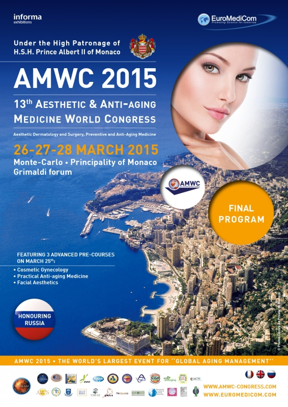 La Micro-Inmunoterapia en el Congreso Mundial de Medicina Estética y Antienvejecimiento