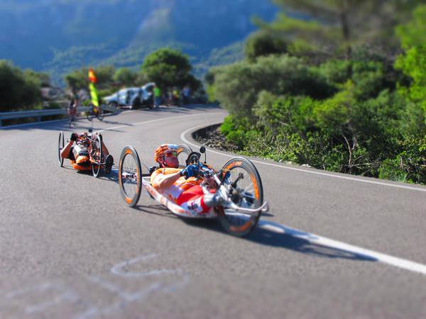 Mallorca Handbike Tour