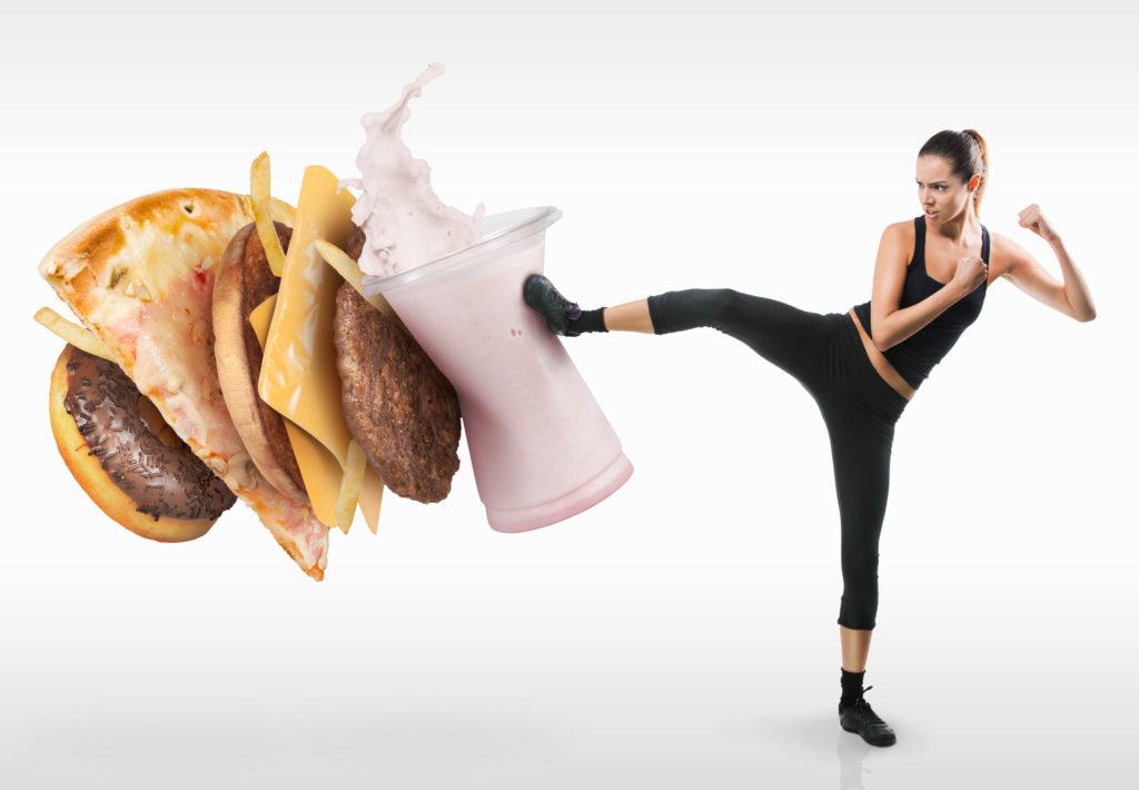 Alimentos procesados y sistema inmune