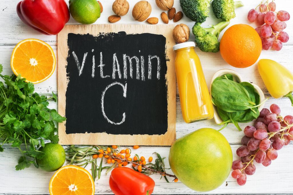 Vitamina C y sistema inmune